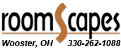Roomscapes Wooster, OH 330-262-1088
